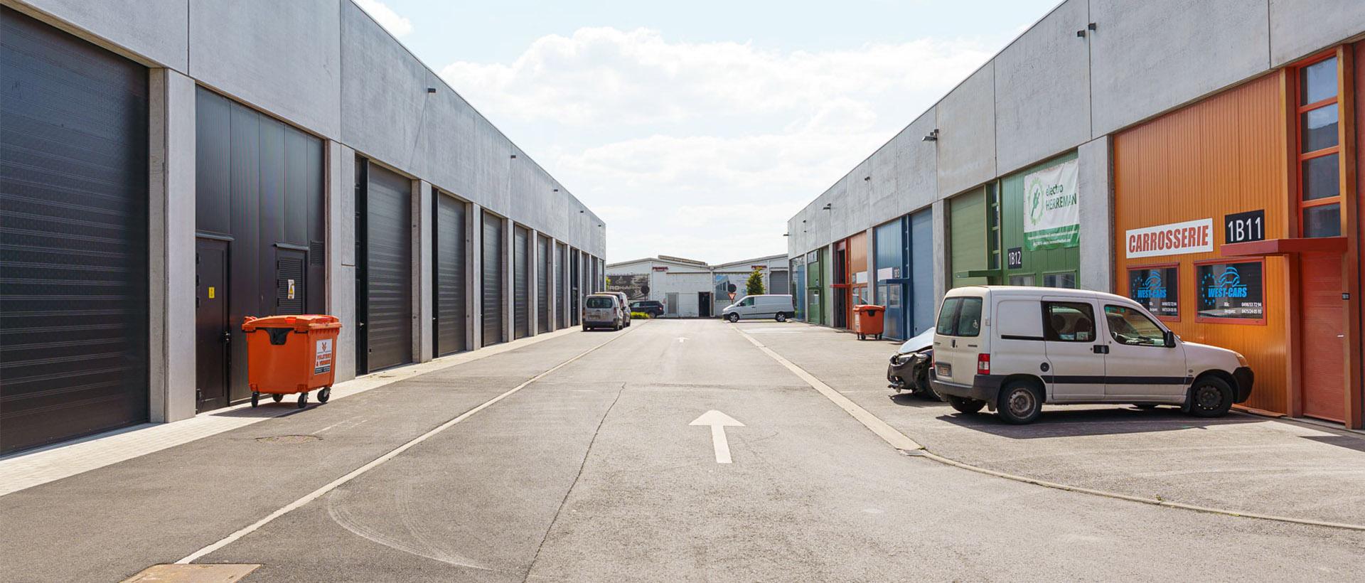 verschillende kmo ondernemingen in Poperinge